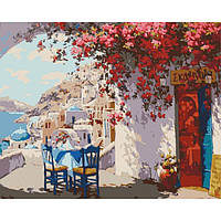 Картины по номерам на холсте Уютное местечко KHO2180