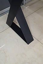 Стол обеденный М1137П Дуб Чарльстон, фото 3