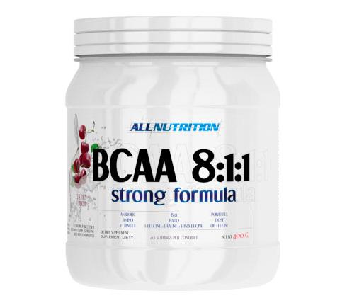 All Nutrition BCAA 8:1:1 Strong Formula 400 г