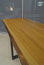 Стол обеденный М1020П из массива ясеня, фото 3