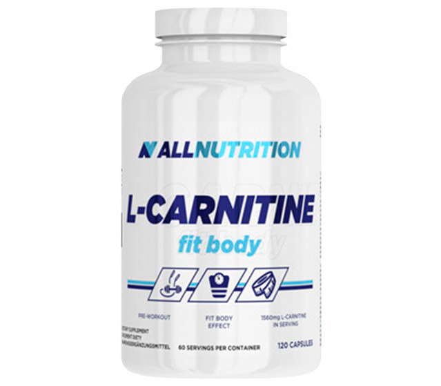All Nutrition L-Carnitine Fit Body 120 капсул
