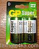 Батарейки GP Super D 13A LR20 1.5V