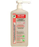 АХД 2000 экспресс 1 литр, дезинфицирующее средство для обработки инструментов и кожи