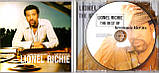 Музичний сд диск LIONEL RICHIE The best of (2008) (audio cd), фото 2