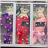 Букет Роз Ароматическое Мыло с Мишкой День Святого Валентина 8 Марта Любимым Подарок 5 букетов в Упаковке, фото 4