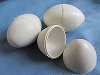 Яйцо из пластика (для декора) 6\3 (цена за 1 шт. + 3 грн.), фото 1