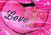 Подушка Мягкая Говорящее Сердечко Подарок на День Влюбленных ширина 27 см в Упаковке 5 шт, фото 2