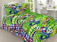 Комплект постельного белья  для мальчиков Футбол, фото 1