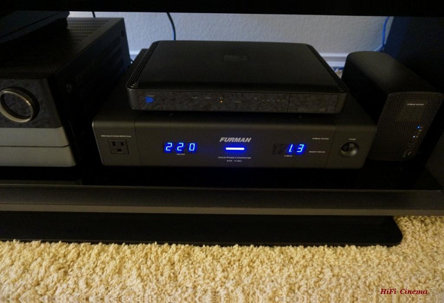 Furman Power Conditioner Home Theater