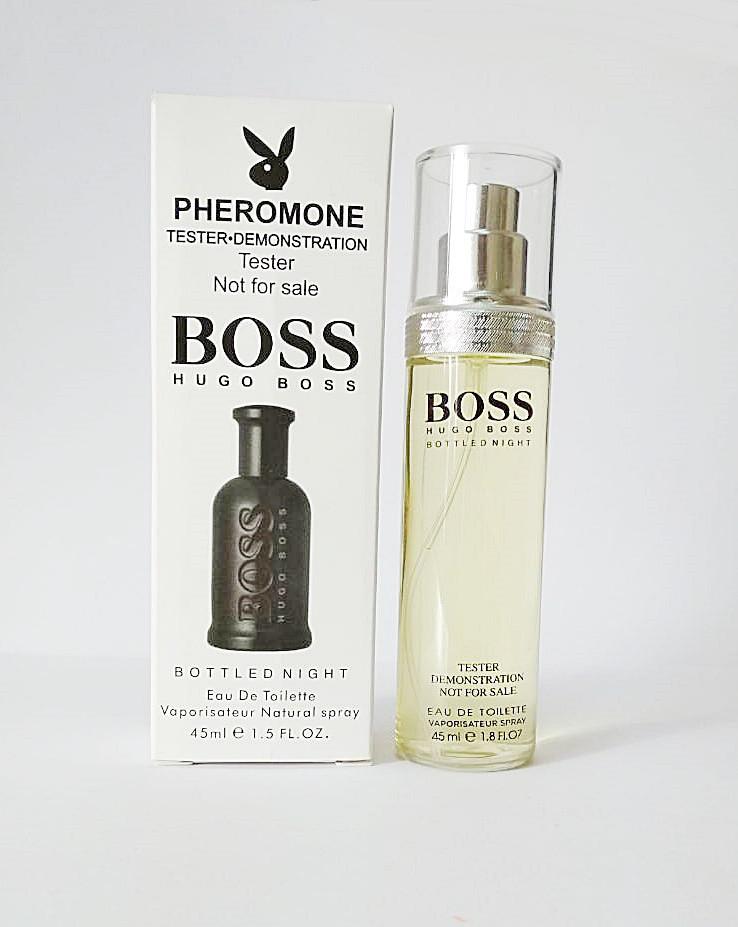 Тестер Hugo Boss Bottled Night 45 ml