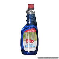 """Средство для мытья стекол  с нашатырным спиртом от ТМ """"BIO"""", 750 мл"""