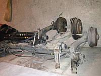 Балка передняя (подрамник), задняя в сборе Renault Kangoo
