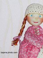кукла Анфиса с ароматом мяты для сладкого сна (063)709-70-52...