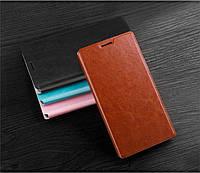Кожаный чехол-книжка для смартфона Zte v5 pro n939sc Mofi
