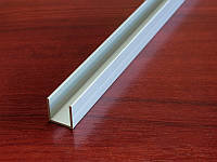 Алюминиевый швеллер 25х25