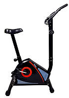 Велотренажер 7FIT Titan 3130B магнітний, пульс до 120 кг