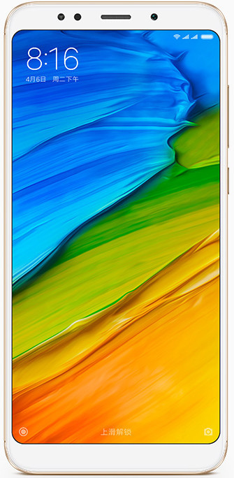 Xiaomi Redmi 5 Plus 4/64+подарки чехол и защитная пленка