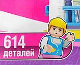 """Конструктор для девочек """"Страна Чудес"""", 614 деталей, фото 3"""