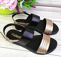 Жіночі босоніжки на платформі. Взуття Дніпро., фото 1