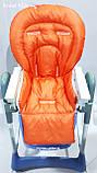 Односторонний чехол на стульчик для кормления Capella ABC design Joy Baby и подобные, фото 9