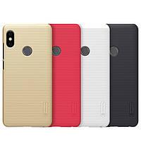 Чехол пластиковая накладка Nillkin для Xiaomi Mi A3 Lite (Сяоми (Ксиаоми, Хиаоми) Ксяоми Ми а3 Лайт)