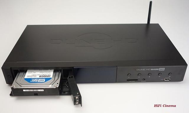 Dune HD Base 3D Network Media player сетевой Hi-Fi мультимедиа проигрыватель