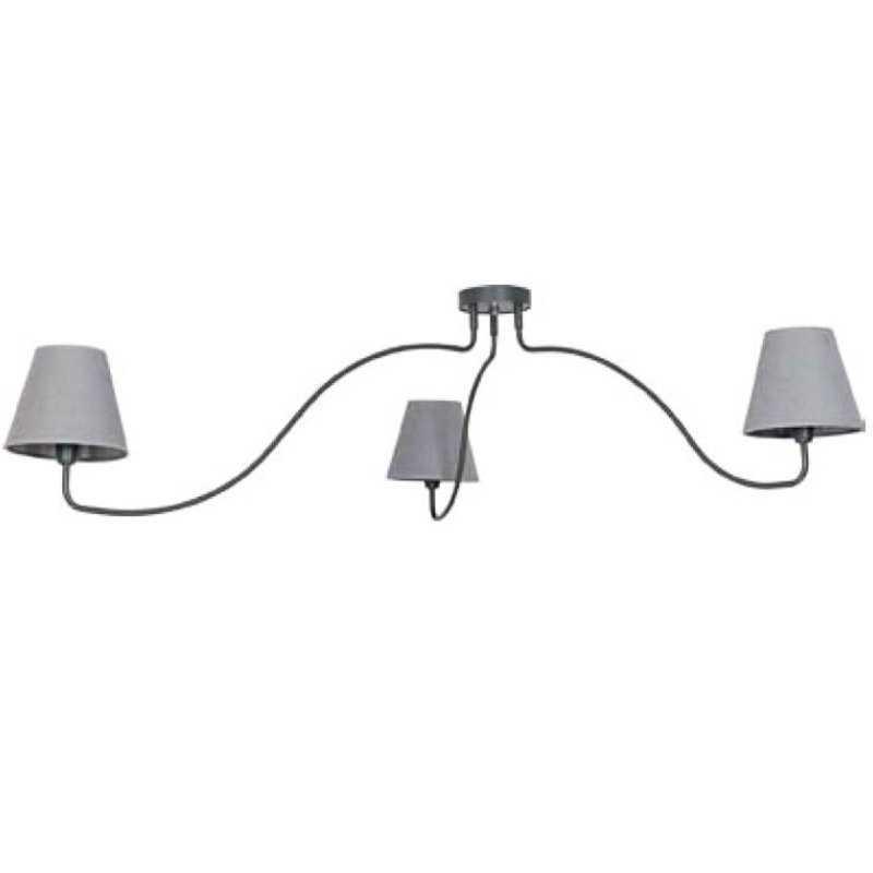 Потолочный светильник Nowodvorski 6552  Swivel  graphite