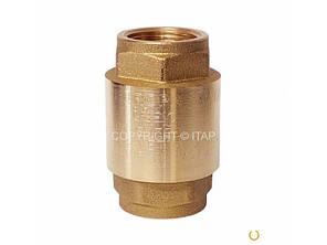 """Обратный клапан с латунным штоком EUROPA 1/2"""""""