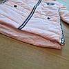 Легкие весенние курточки для девочек от производителя, фото 5