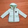 Демисезонные курточки детские для девочек новинка, фото 6