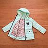 Демисезонные курточки детские для девочек новинка, фото 7