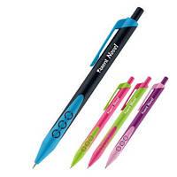 Ручка шариковая AXENTNovelсиняя корпус разных цветов
