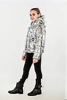 Куртка Cvetkov Бритни Серебро #