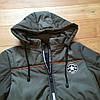 Демисезхонная курточка для мальчика стильная парка, фото 3