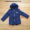 Демисезхонная курточка для мальчика стильная парка, фото 8