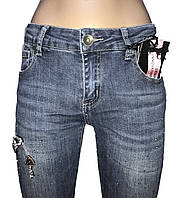 bd23c68e45f Женские джинсы Denim Innovative Design батал (большие размеры)