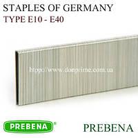 Скобы для строительных степлеров - узкие 5,5 мм