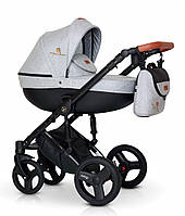 Детская коляска универсальная 3 в 1 Verdi Mirage Eco Premium Summer (Верди Мираж, Польша)