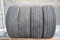 Шины б/у 215/65 R16 Hankook Winter Icept Evo, ЗИМА,  комплект