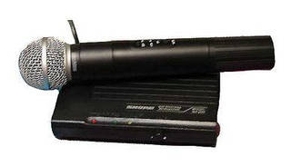 Shure SH-200 Радиомикрофон(Микрофон проводной, безпроводной)