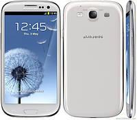 Samsung  Galaxy S3. 4.8'' 3G RAM1GB ROM16GB 2и8mPix SuperAMOLED Белый Синий