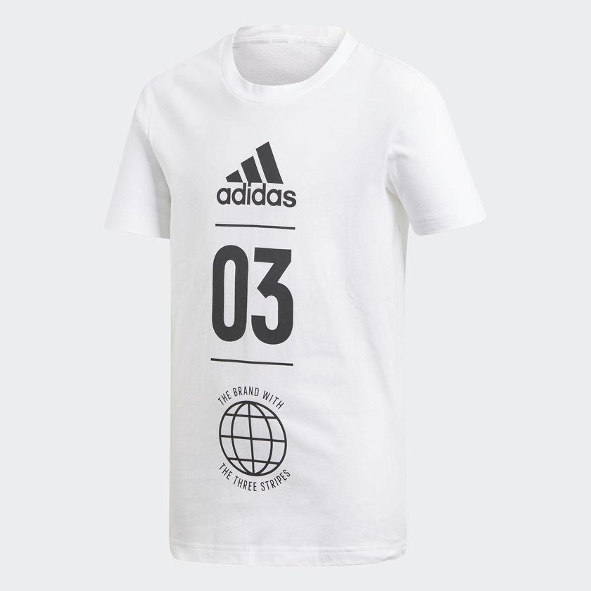Детская футболка Adidas Performance  Sport ID (Артикул: DV1704)