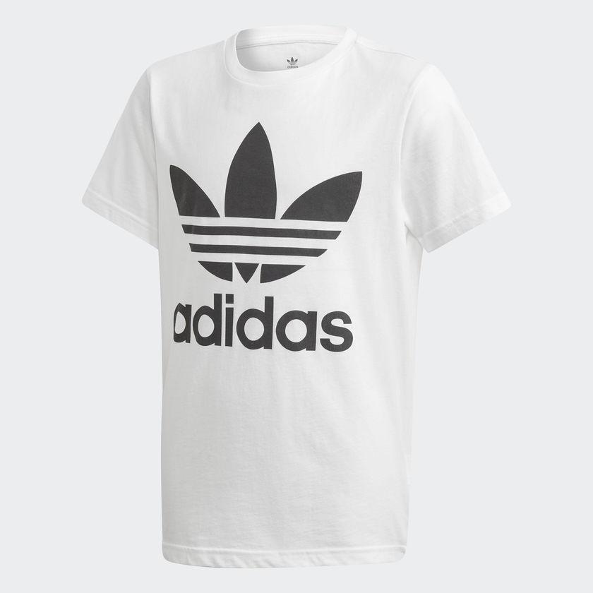 Детская футболка Adidas Originals Trefoil (Артикул: DV2904)