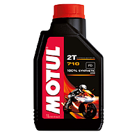 Масло моторное Motul 710 2T 1L