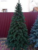 Литая елка Елитная 2.10м. зеленая