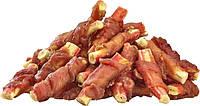 Сурими с крабовым мясом и курицей лакомство для собак Smaczaki 500 гр