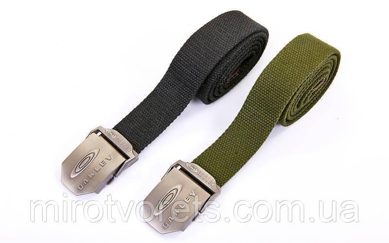 Пояс тактический Oakley Tactical Belt нейлон, метал. пряжка