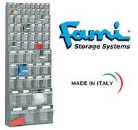 Универсальные шкафы PRACTIBOX Fami SPA Italy