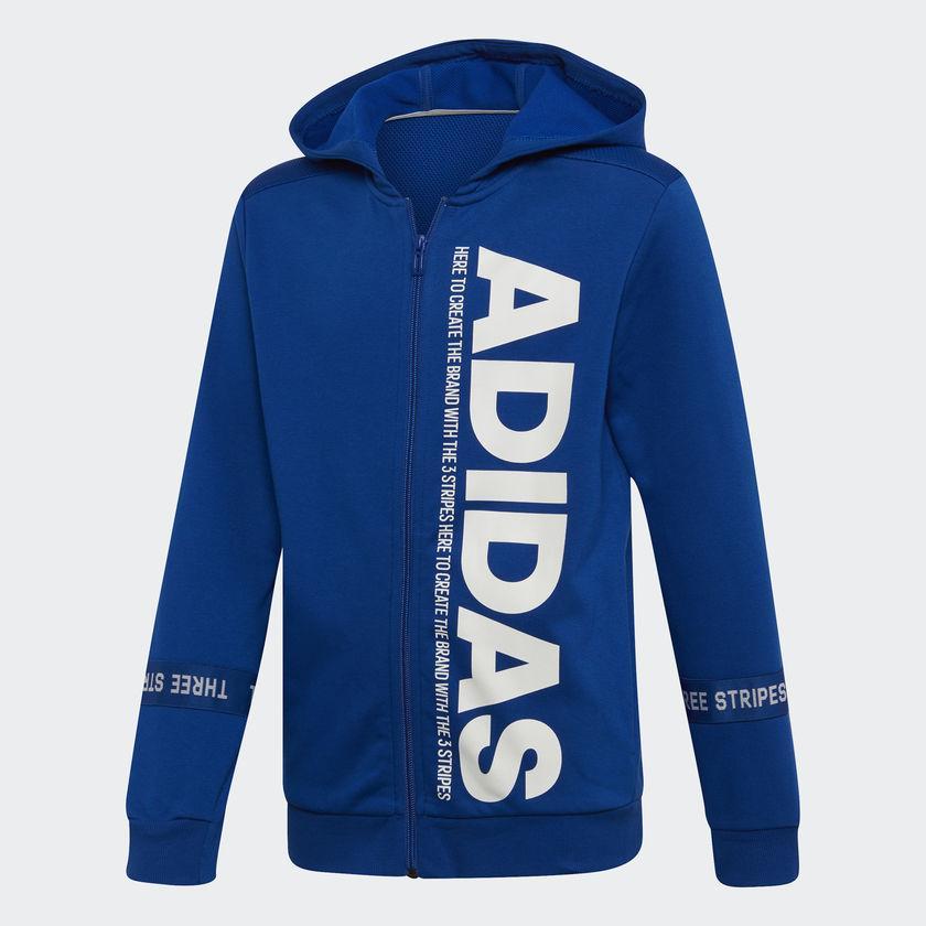 Детская толстовка Adidas Performance Sport ID Branded (Артикул: DV1709)