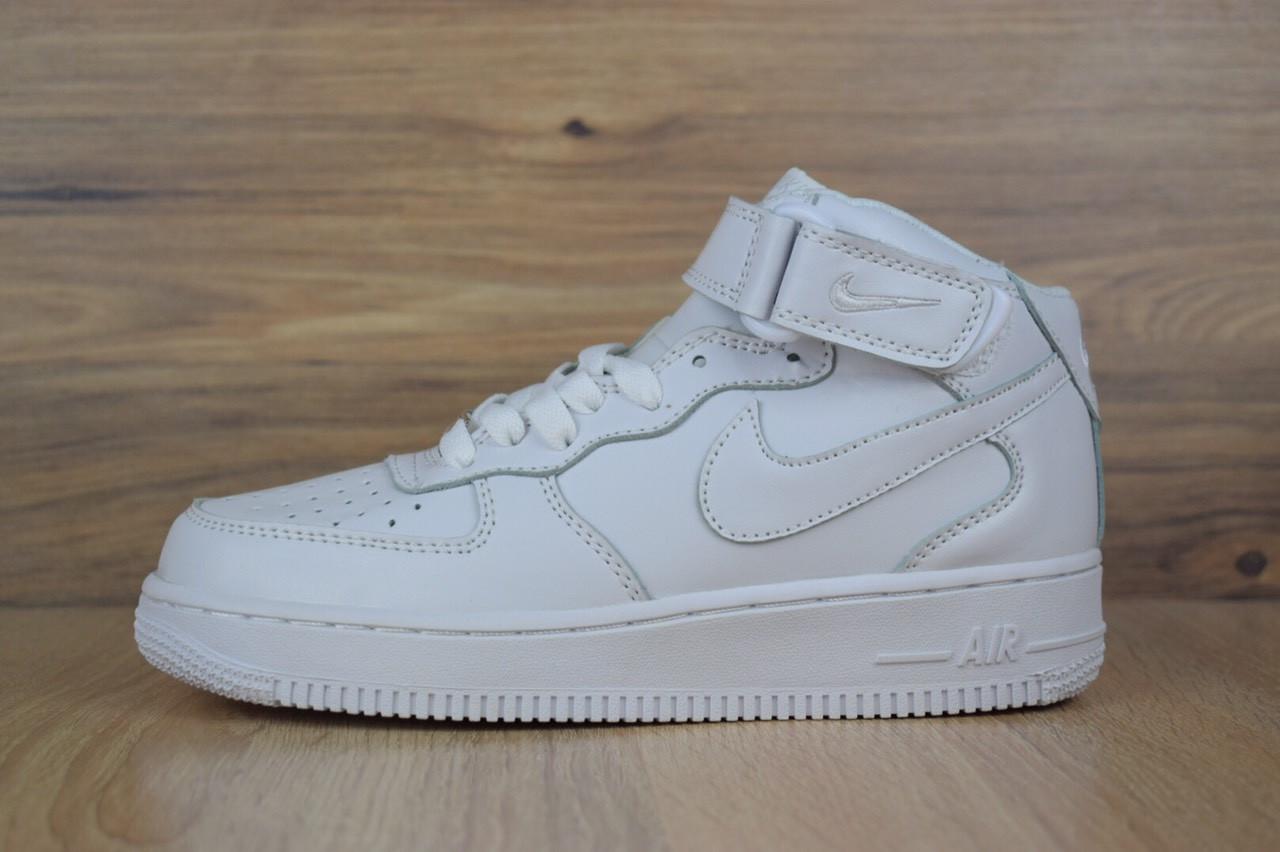 27db2a5b Женские кроссовки в стиле Nike Air Force - crossGo: одежда и обувь для  динамичной жизни